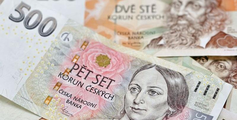 EUR/CZK Paritesi